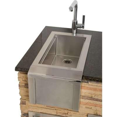 Alfresco 14-Inch Outdoor Versa Sink System