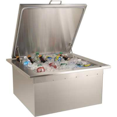 Ice Bins and Coolers