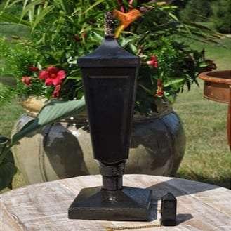Starlite Patio Gold Vein Classic Tabletop Torch