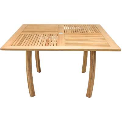 Royal Teak Collection Dolphin Square Table