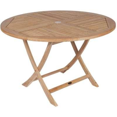 Royal Teak Collection Large Sailor Round Folding Table