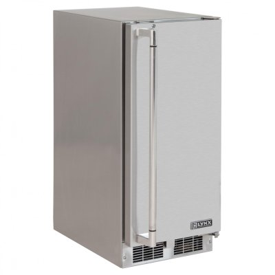 Lynx Professional 15-Inch Right Hinge Outdoor Ice Machine