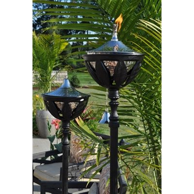 Starlite Patio Bali Stainless Steel Patio Torches
