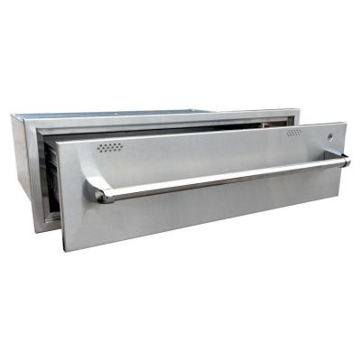 RCS R-Series 36-Inch Warming Drawer