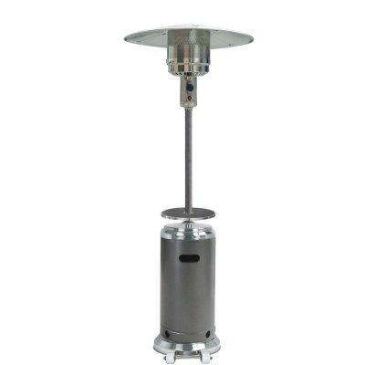 AZ Patio Heaters 87-Inch Silver Stainless Heater