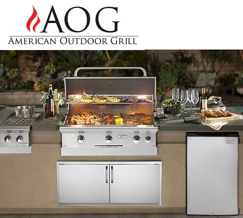 aog american outdoor grill at the outdoor store