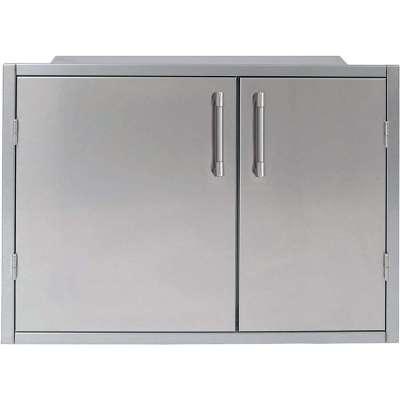 Alfresco 36-Inch Sealed Dry Pantry
