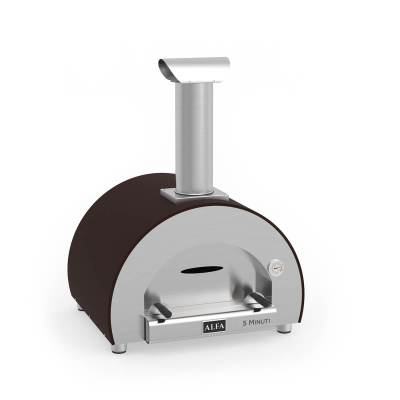 alfa 5 minuti copper wood oven