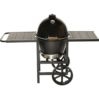 Goldens 20.5-Inch Table Cart Kamado