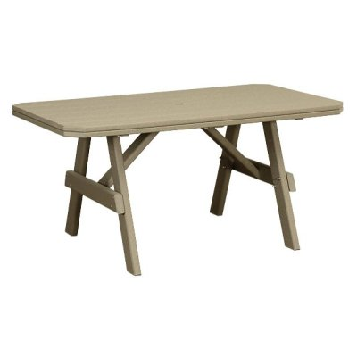 Finch Garden 33x72-Inch Table