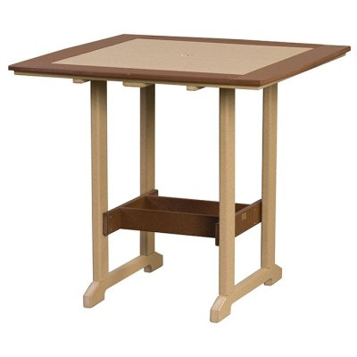 Finch Great Bay 43-Inch Square Counter Table