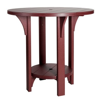 Finch Great Bay 42-Inch Round Bar Table