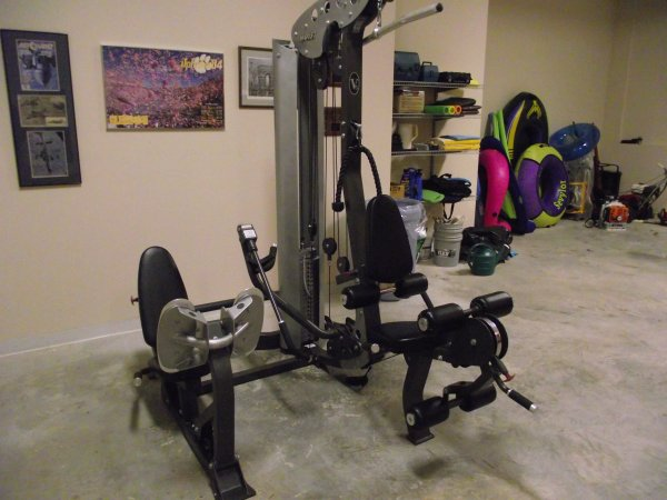 Fs Hoist V5 Universal Gym Plus Extras The Outdoors Trader