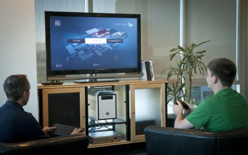 PC Gaming In The Living Room And How Its Working Out So Far - Living room pc