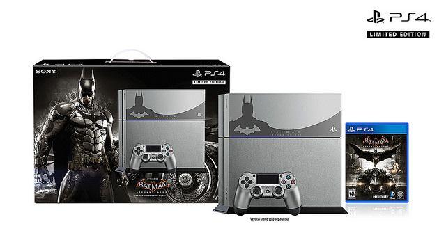 Arkham Knight PS4