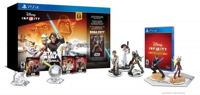 Disney Infinity 3.0 Edition Star Wars Saga Bundle - PlayStation 34