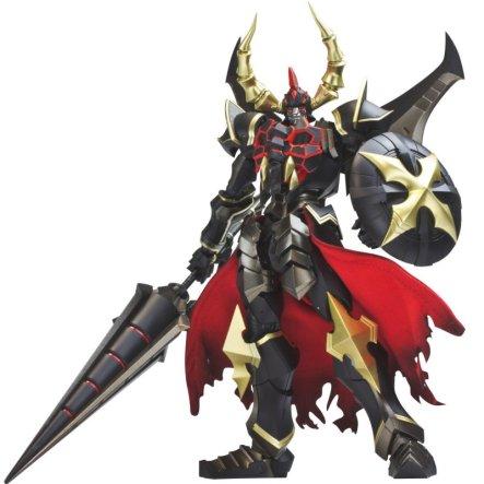 SEN-TI-NEL Gaiking The Knight Open Face
