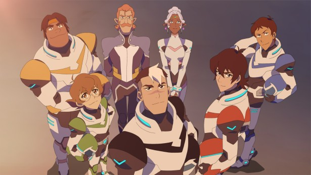 all character voltron