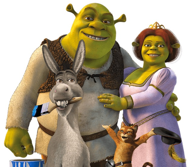 shrek-and-group