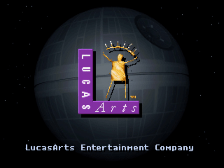 LucasFilm Games became LucasArts in 1990.