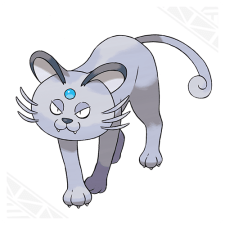 Don't Tread on Alola Persian. Very Cool Pokemon. Z-Parting Shot. Google it.