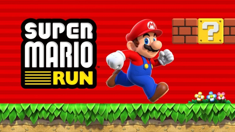 Super Mario Run - The Outerhaven