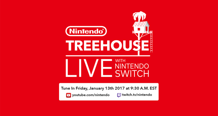 Nintendo Treehouse Event
