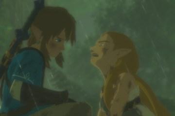 Zelda, Nintendo Switch, Breath Of The Wild