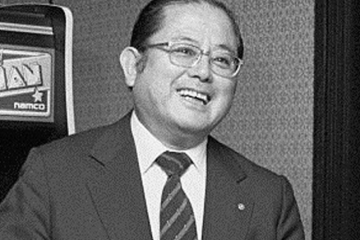 Masaya Nakamura Father of Pac-Man - The Outerhaven