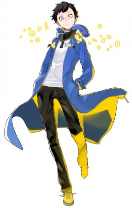 Our maligned hero, Keisuke.