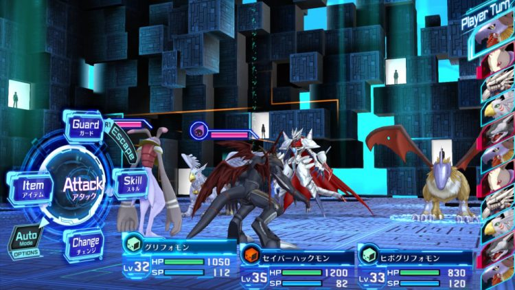 Why can't we Digimon get along?