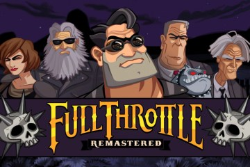 Full Throttle Remastered Review - The Outerhaven