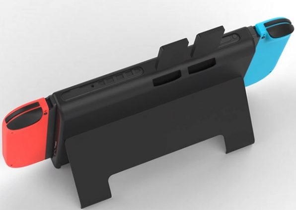 SwitchCharge Kickstand for Nintendo Switch - The Outerhaven