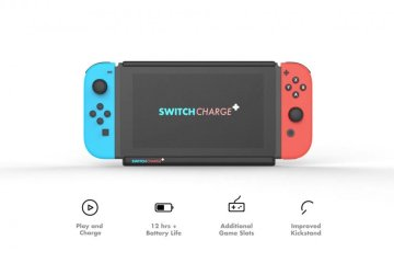 SwitchCharge for Nintendo Switch - The Outerhaven