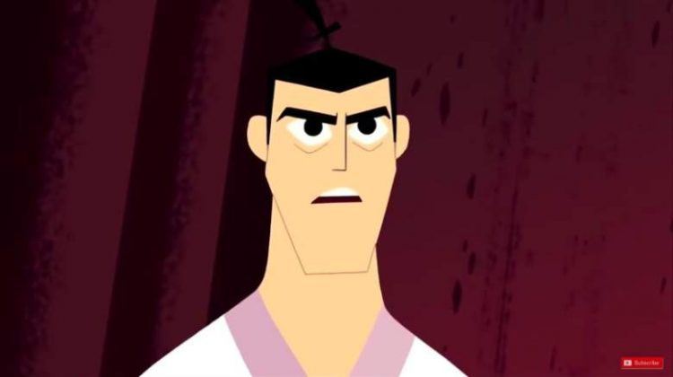 Samurai Jack Season 05 Episode 09