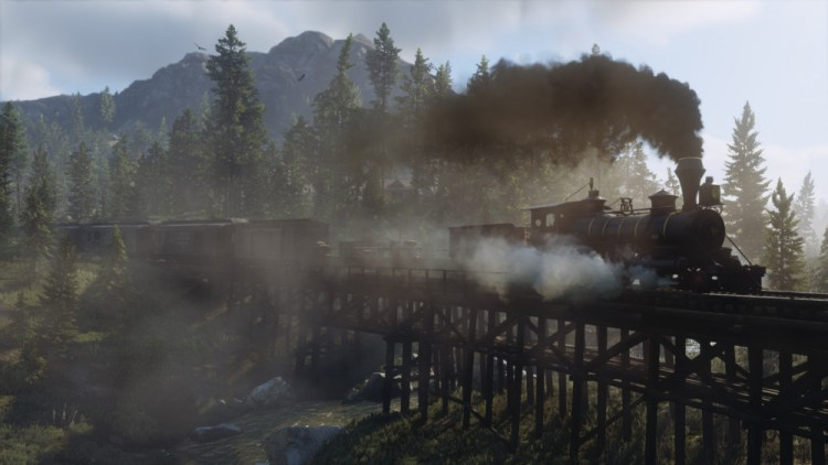Red Dead Redemption 2 - Preview 4