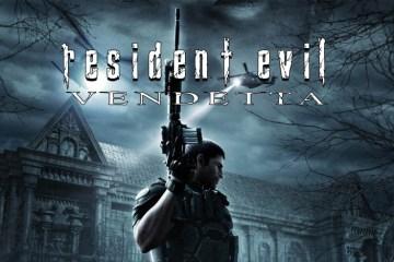 Resident Evil Vendetta - header