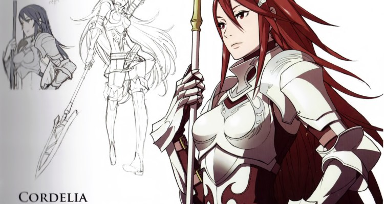 Cordelia Fire Emblem Warriors