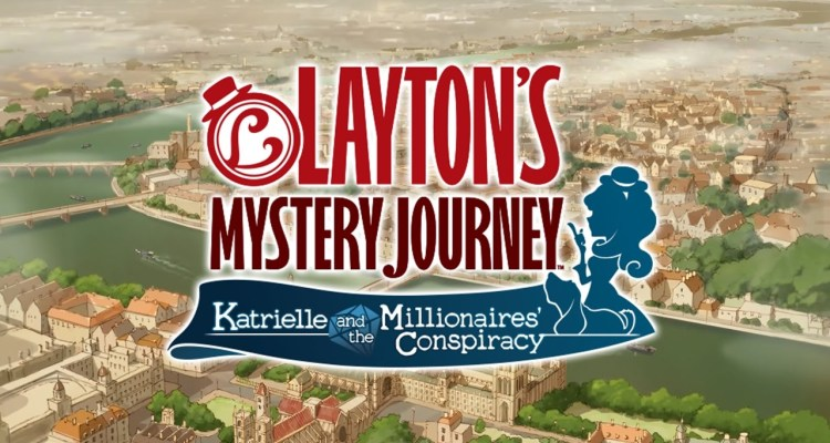 Layton's Mystery Journey: Katrielle and the Millionaires Conspiracy