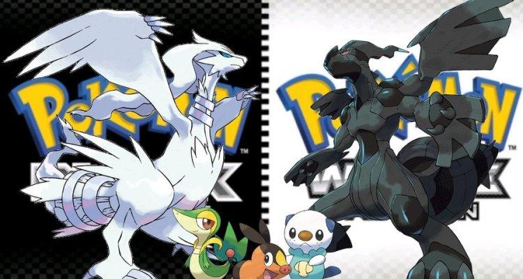 Pokemon Black, Pokemon White, Pokemon Gray