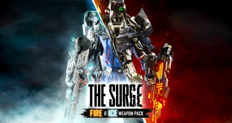 The Surge Fire and Ice Weapon Pack header