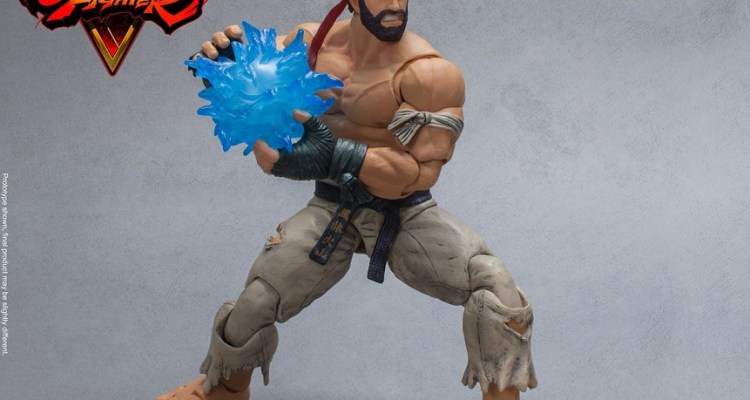 Storm Collectiles Hot Ryu SDCC Exclsuive