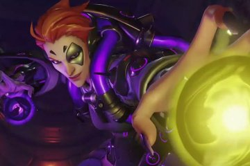 Moira is now playable in Overwatch