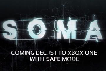Soma on Xbox One