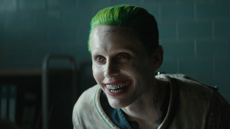 Jared Leto Joker Suicide Squad Legion Of Doom