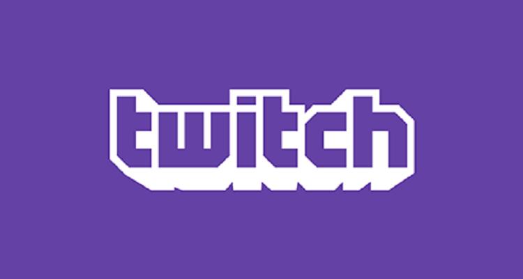 Twitch Logo in purple