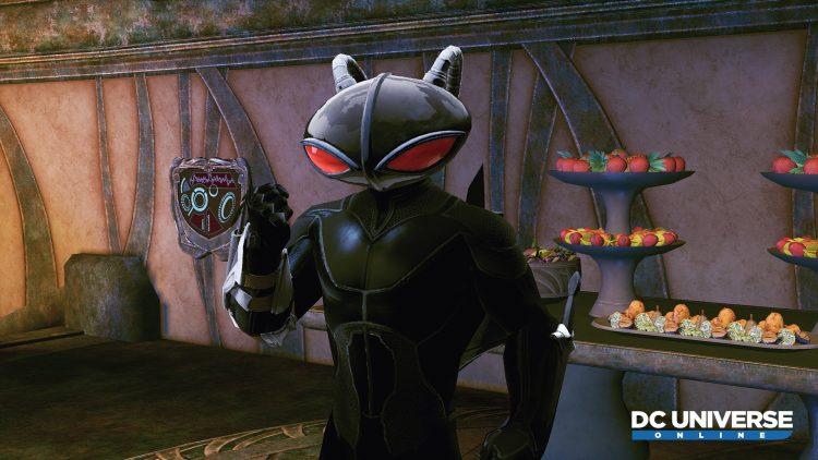 DC Universe Online Black Manta