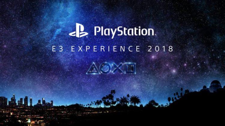 Sony PlayStation E3 2018 Experience