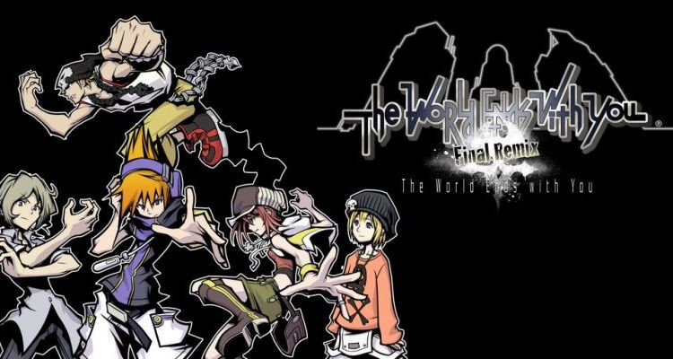 The World Ends With You FInal Remix header