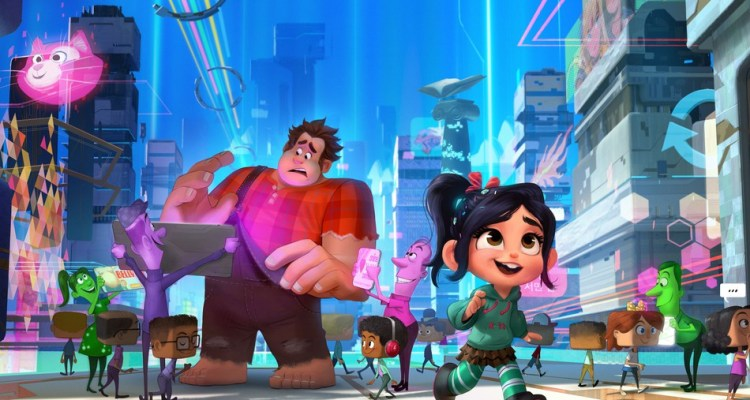 wreck-it-ralph-2 Ralph Breaks The Internet